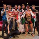 Pwllheli fighting machine Danny Williams lands top title
