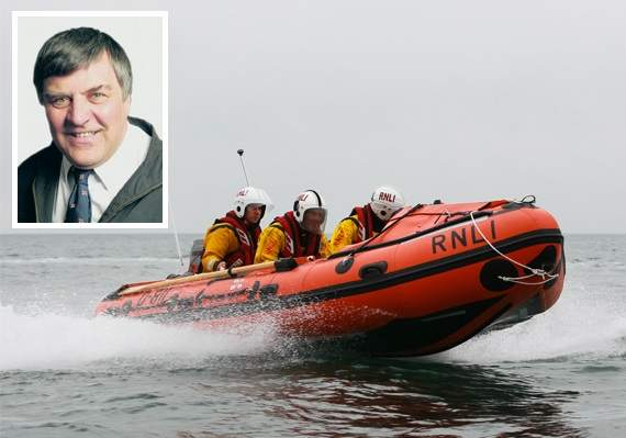 Ceremony to name lifeboat in memory of former coxswain