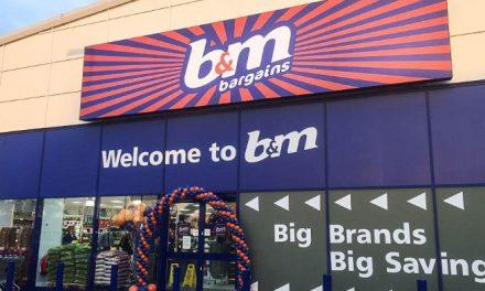 B & M to create 30 new jobs in Pwllheli