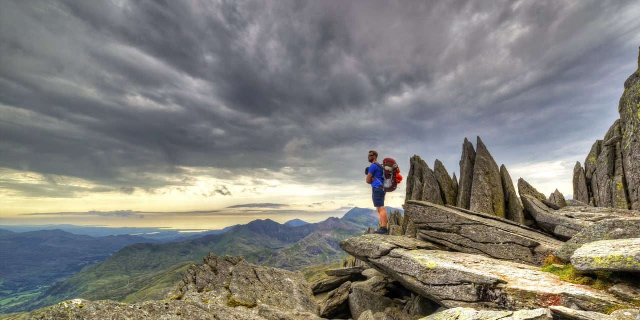 North Wales No.4 Best Place to Visit 'IN THE WORLD!' in 2017